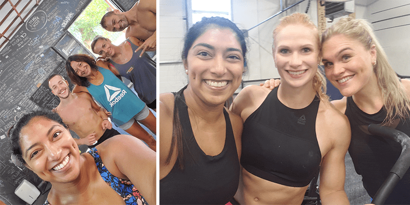 crossfit in greece and iceland