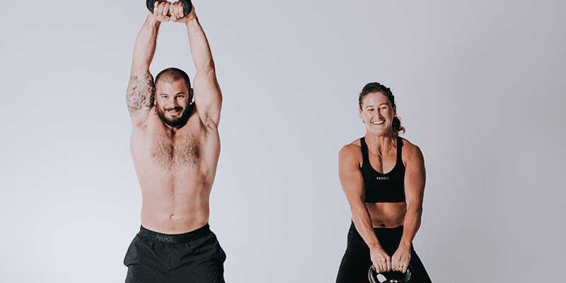 Mat Fraser and Tia-Clair Toomey – The Recovery Methods of Champions