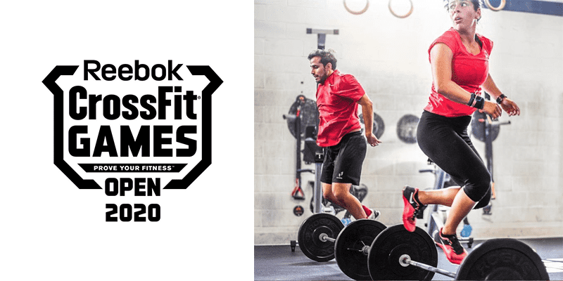 Scale crossfit open workout 20.1