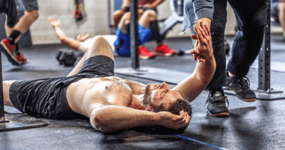 How to scale crossfit open workout 20.4