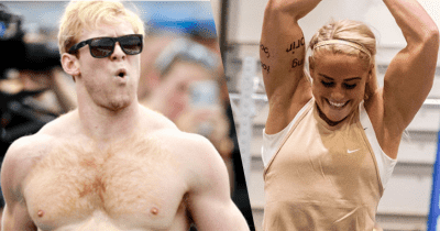 Vellner and Sigmundsdottir 2020 crossfit open winners