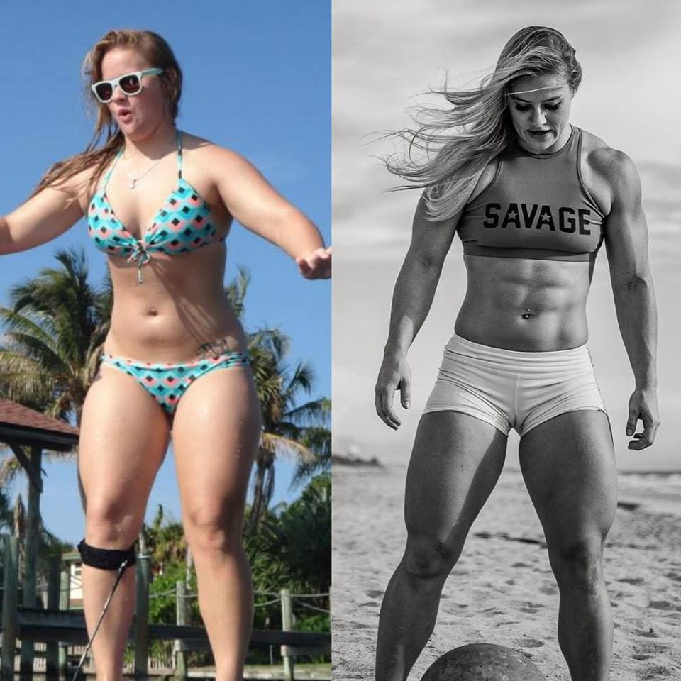 15 Awesome Transformations of Top CrossFit Athletes from the USA