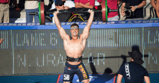how to build muscle crossfit games athlete