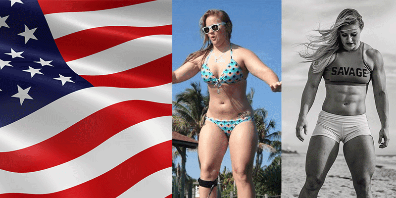 15 Amazing Transformations of Top CrossFit Athletes from the USA