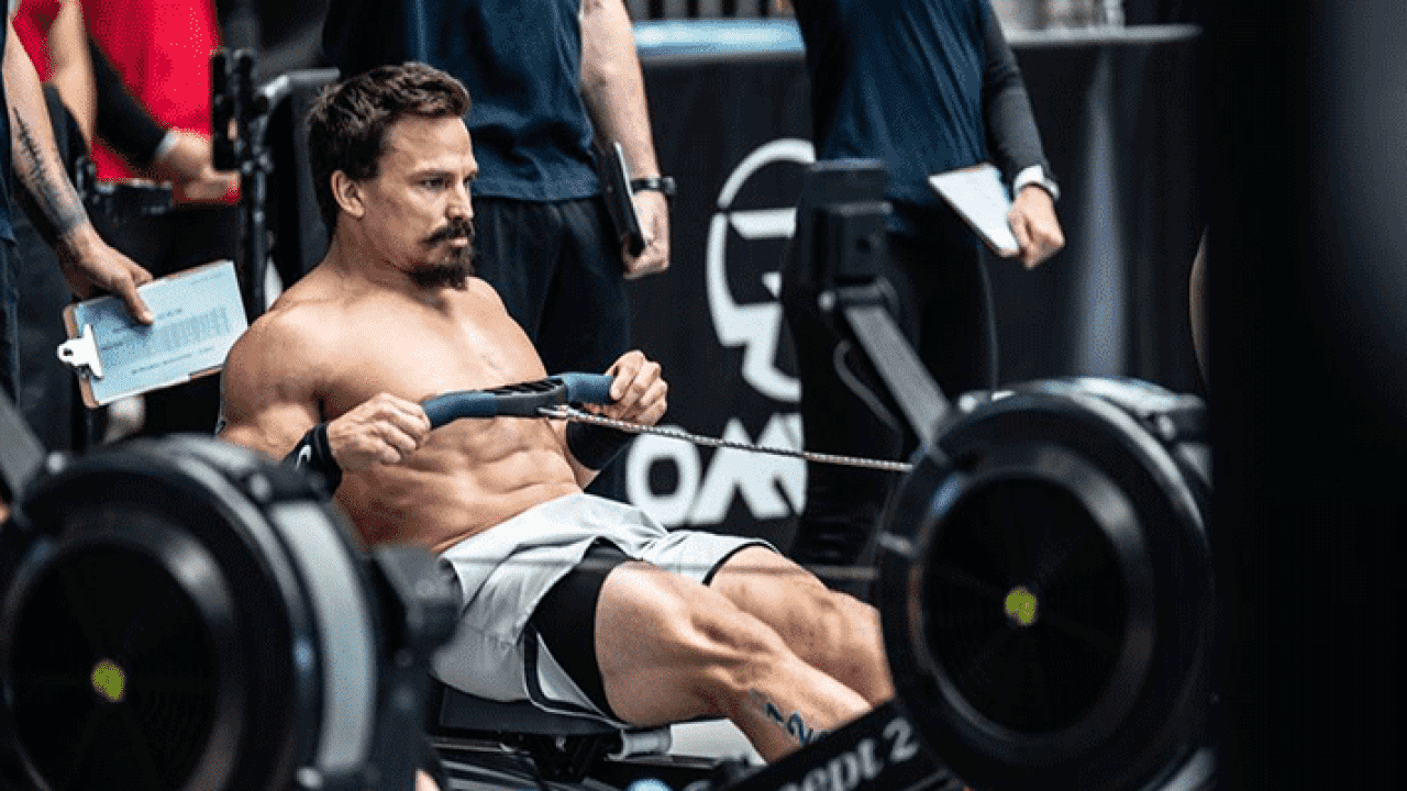 7 Rowing CrossFit Workouts to Build A Powerful Engine