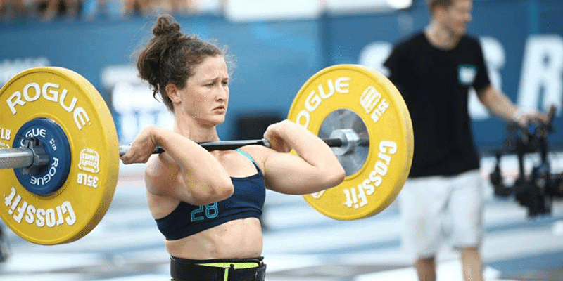 Tia-Clair-Toomey crossfit competition