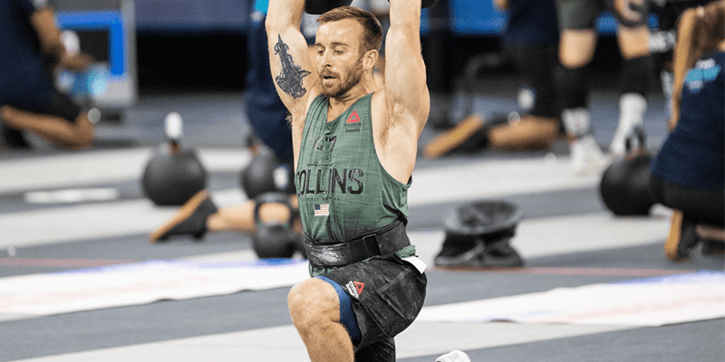 Two CrossFit Games Athletes Receive Major Penalties For 20.5