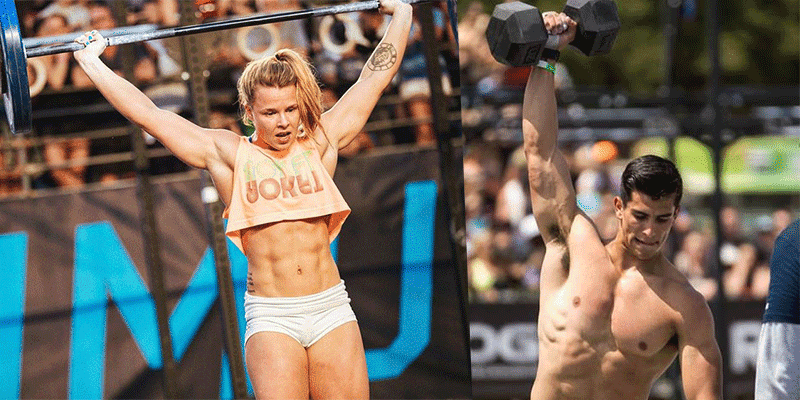 CrossFit Chest Workouts to Build Muscle, Strength and Mass
