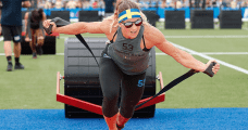 female athletes crossfit europe