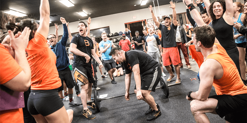 Bar Facing Burpee CrossFit Workouts for Athletes That Like a Challenge