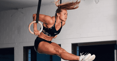 ring muscle up workout