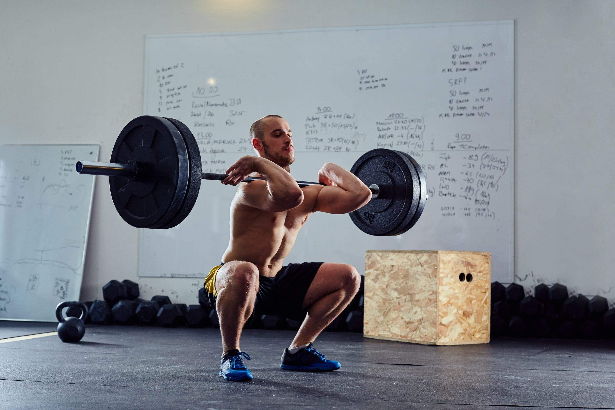 Stronger Clean and Jerk