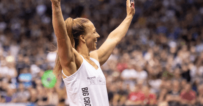 crossfit inspiring female athletes