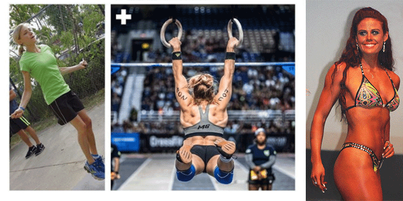 15 Top CrossFit Women before They Were Famous!