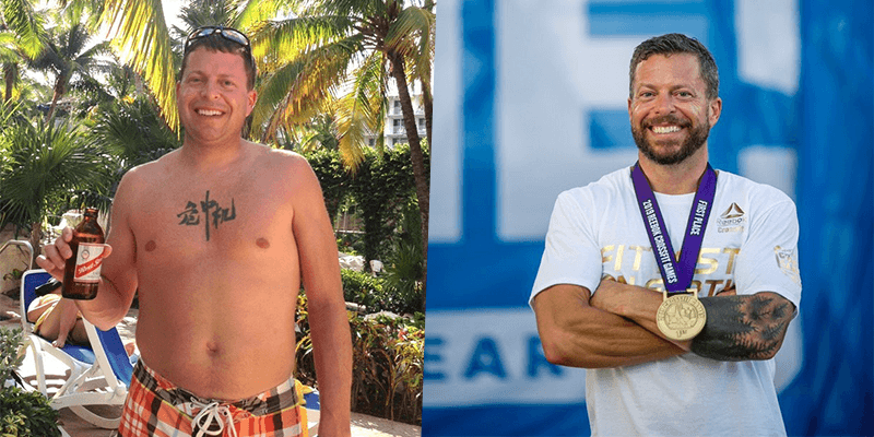 From Overweight to CrossFit Games Champ – The Remarkable Story of Jason Grubb