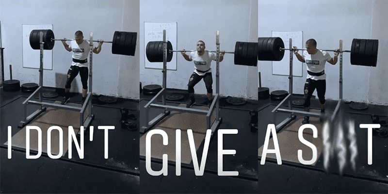 CrossFit Games Athlete Responds to his Positive PED Test