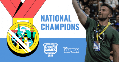 crossfit national champions 2020
