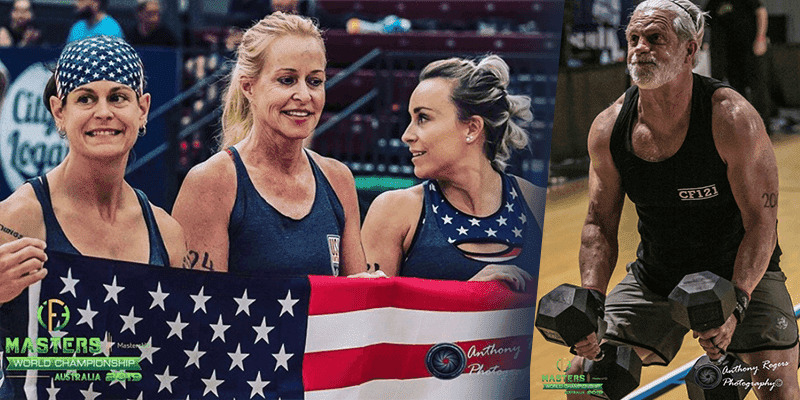 4 Essential Training Tips for Crossfit Masters Athletes