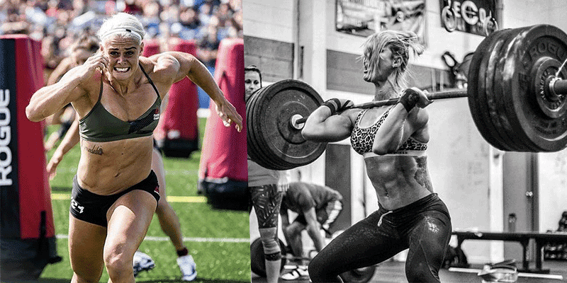Motivational Female Athletes (and an Inspiring Message from Katrin for all Women)