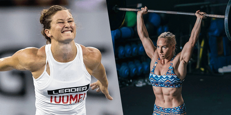 STRONG IS BEAUTIFUL – Inspiring Female CrossFit Athletes from Australia