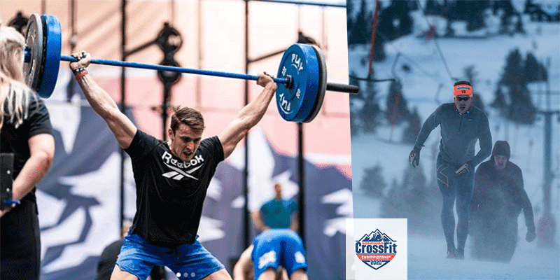 The Norwegian CrossFit Championship in 15 Awesome Photos