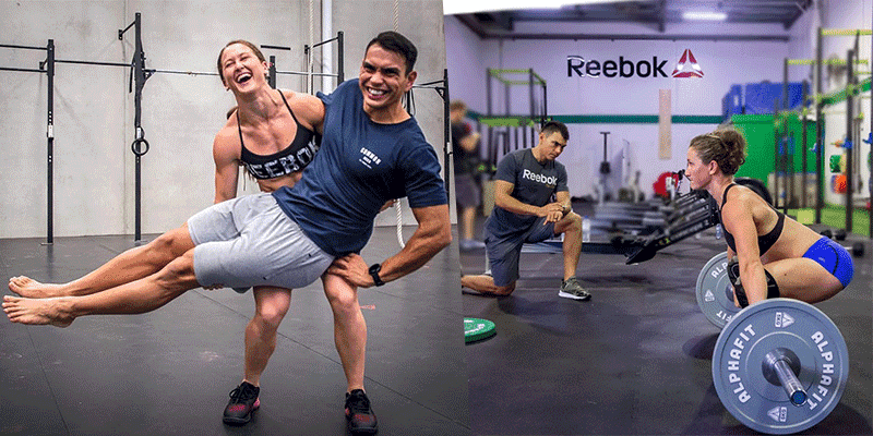 10 Fun Valentine's Day Partner WODs for CrossFit Athletes