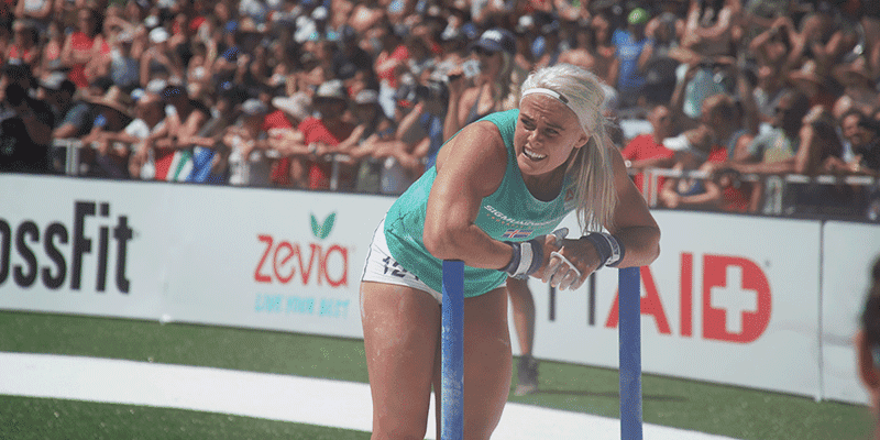 10 Tough CrossFit WODs from Sara Sigmundsdottir for Everyone that Loves a Challenge