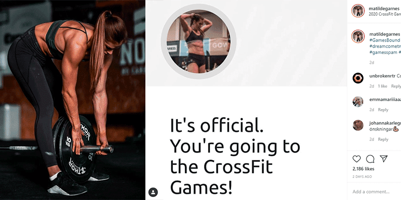 The REAL Life of a Competitive CrossFit Athlete with a Full Time Job
