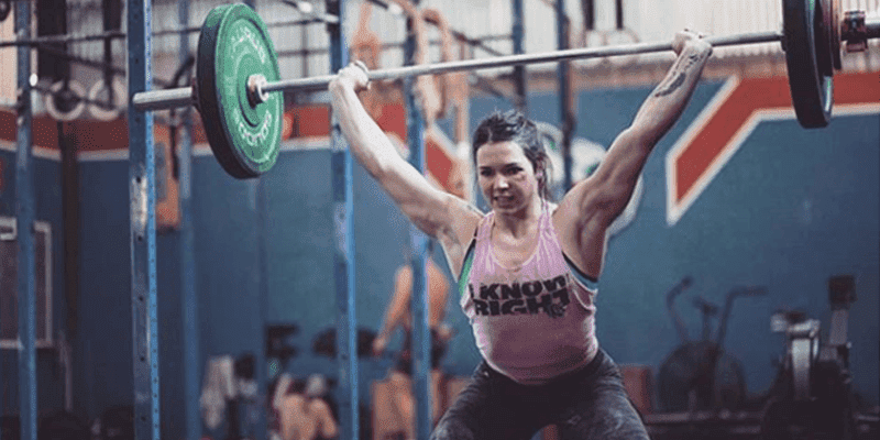 Sasha Nievas: From the Olympics to the CrossFit Games