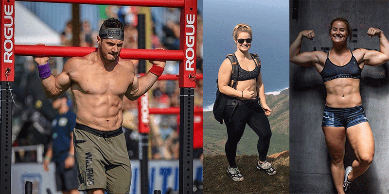 Overcoming Eating Disorders, Alcohol and Addiction – Inspiring CrossFit Stories from Games Athletes