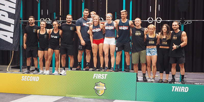 Australian CrossFit Championship Final Day Recap – The Triumphs of Rookies and Veterans