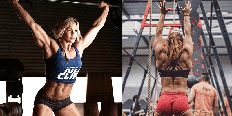 Awesome Action Shots to Celebrate the Strength, Power and Beauty of Female CrossFit Athletes