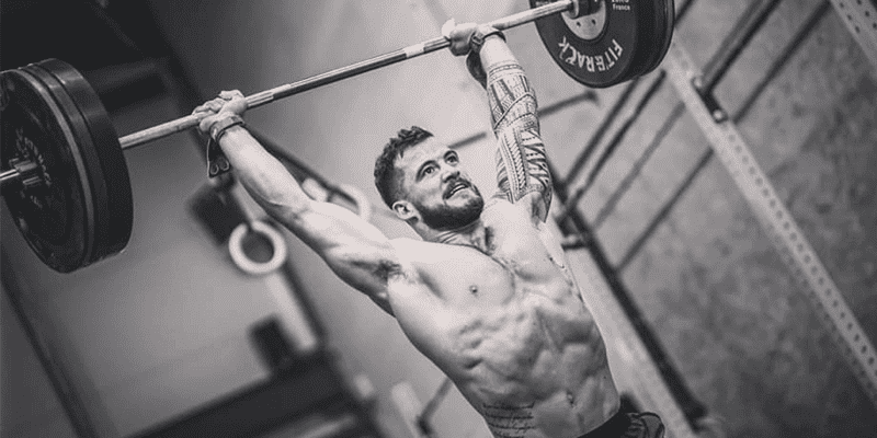 French Powerhouse Willy Georges Is Out for the CrossFit Season