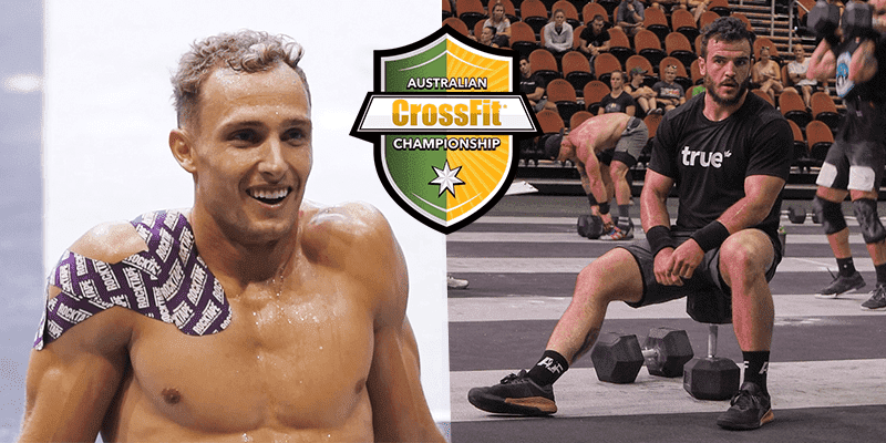 Struggles and Victories at the Australian CrossFit Championship – Day 2