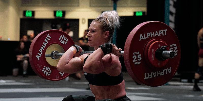 Australian CrossFit Championship Day 3 Recap – Barbells, Burpees and Brutality