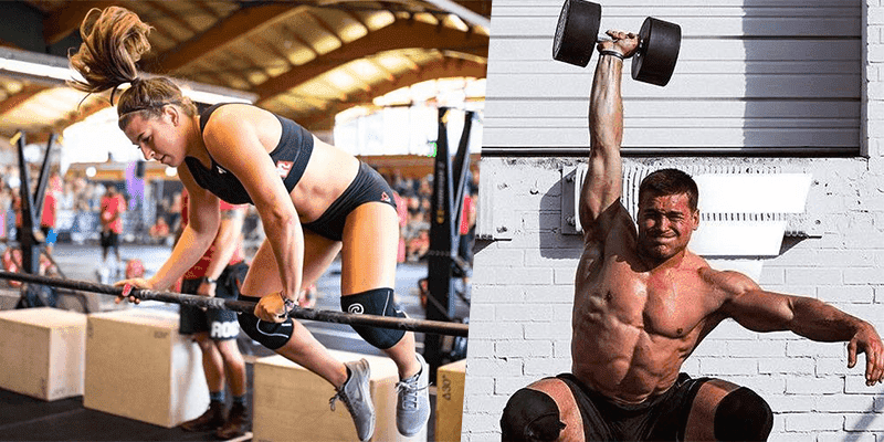 10 CrossFit Dumbbell Workouts and Exercises to Destroy your Weaknesses