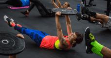 crossfit gymnastics hollow hold
