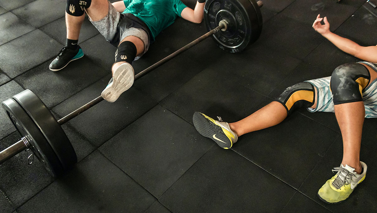 20 Minute AMRAP CrossFit Workouts
