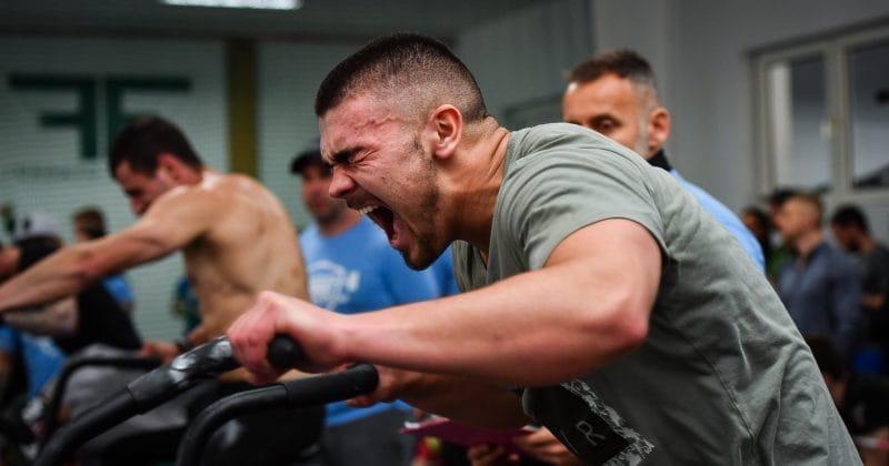 electrolyte imbalance sport