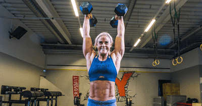Dumbbell Workouts for Time