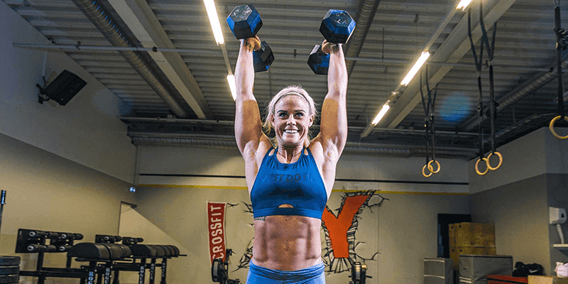 8 AMRAP Dumbbell CrossFit Workouts to Improve Strength and Stamina