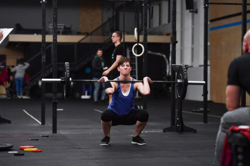 personal training for crossfit