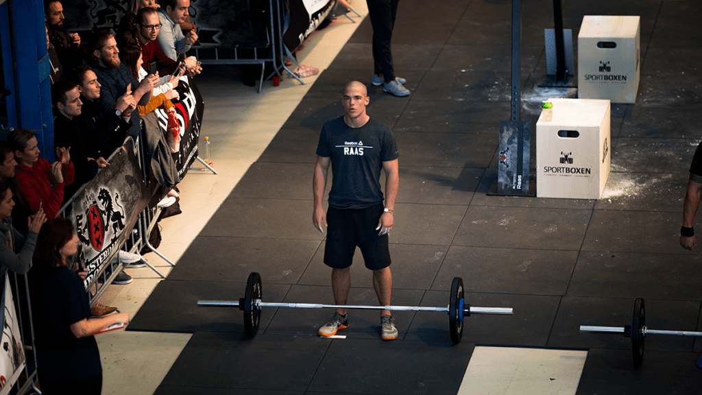 CrossFit Barbell Workouts jefferson Squat