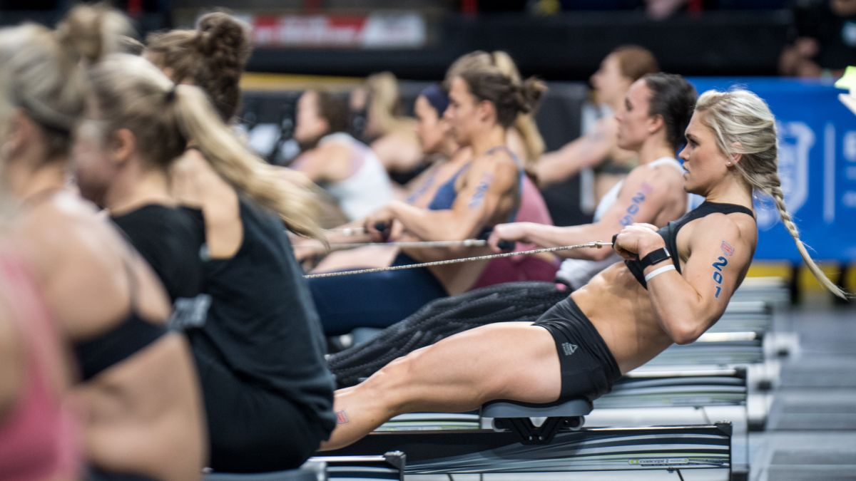 Interval Training CrossFit Workouts