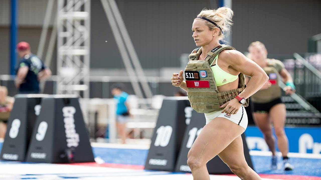 Inclusive AMRAP Workouts for CrossFit Athletes of All Levels and Abilities