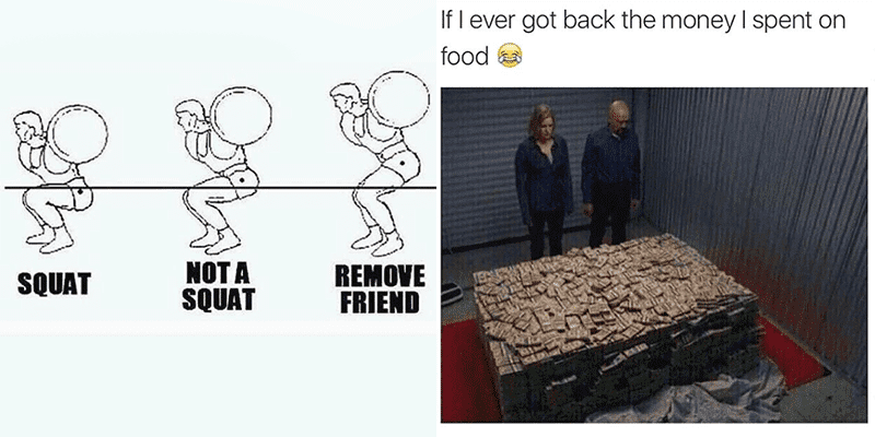 Weightlifting Memes for Everyone that Loves to Lift and Laugh