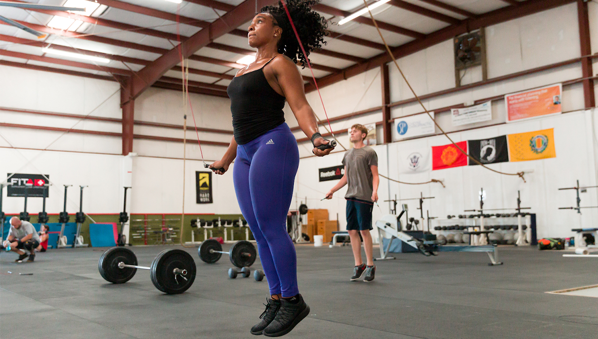 single unders workouts for athletes who like rope skipping