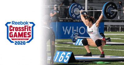 snatch event 2020 crossfit games