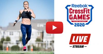 2020 CrossFit Games livestream