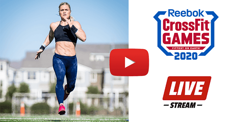 LIVESTREAM: Watch the 2020 CrossFit Games Live Now